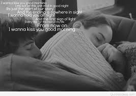 Good Morning Kiss Quotes Best of Goodnight Sweet Dreams Kiss Quotes