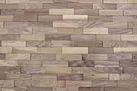 Wodewa Wandverkleidung Holz 3D Optik I Nussbaum I 1m² Wandpaneele Moderne  Wanddekoration Holzverkleidung Holzwand Wohnzimmer Küche