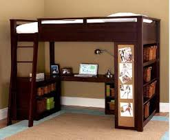 Gallery For > Bunk Beds With Desk For Adults