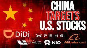 China Restricting Publicly Traded ...