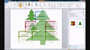 How To Make A Family Tree In Microsoft Word 2010 Family