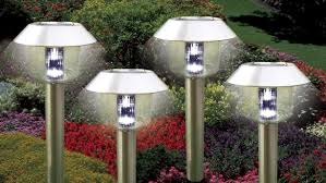 Supli Solar Garden Lights Solar Lights Waterproof Dancing Flame Solar Lighting For Gardens