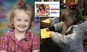 Safyre Terry receives 100s of Christmas cards and more than $200k ...