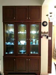display case with glass doors curio cabinet with glass door glass door storage cabinet used curio