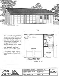 Garage  Small Garage With Loft Garage Apartment Packages Log Garages With Living Space