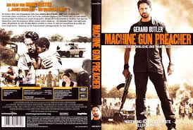 Machine Gun Preacher Dvd Cover 2012 R2 German