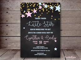 Stars Invitation Template Stars Invitation Template Magdalene Project Org