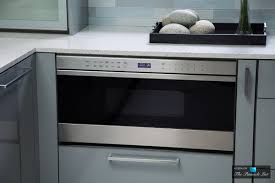 Modern Microwave modern kitchen with wolf microwave flush mounted to the 4734 by guidejewelry.us