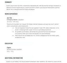 Free Resume Builder Download Easy Free Resume Builder Download Free