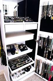 closet jewelry organizer storing bridal sets making supplies ad ideas