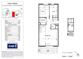 Buy Appartement Appartement F3 New Properties 6671 M² In Excenevex