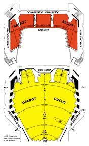 Bob Carr Performing Arts Centre Seating Chart Vistaprint