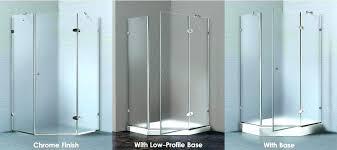 sterling neo angle shower angle shower base angle shower enclosure angle shower angle shower base tile