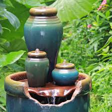 better homes and gardens holly springs outdoor urn fountain com