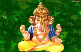Lord Ganesh Wallpaper, Free Ganesha ...