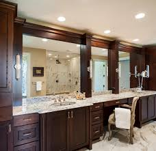 Bathroom Mirror Frame Diy How To Frame A Bathroom Mirror Stick On Bathroom Mirror Frame