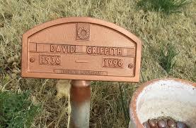 David Duane Griffith (1936-1996) - Find A Grave Memorial