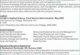 Awesome Food And Beverage Director Resume Examples Resume