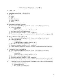 analysis essay topics literary analysis essay topics