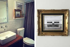 bathroom wall decorating ideas. 1. Decorative Shelf Bathroom Wall Decorating Ideas
