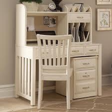 office hutch desk. Liberty Furniture Hampton Bay - White Home Office Desk With Hutch P