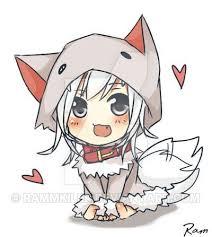 cute baby wolf anime. Fine Anime BABY WOLF ANIME On Cute Baby Wolf Anime A