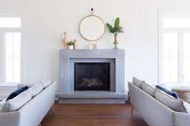 beautiful stone fireplace ideas contemporary cast stone mantel