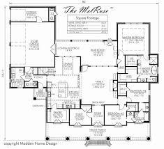 4 bedroom ranch floor plans new 2 story porch house plans luxury e story house new