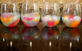 Diy Glass Cup Designs Diy Add Some Color And Personality To Your Drink Ware