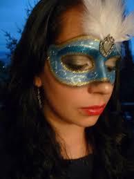 venetian masquerade mask makeup tutorial 2016 08 17