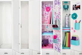 locker shelves