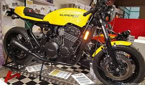 bolt on cafe racer kits for modern triumphs classic motorcycle