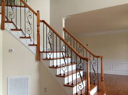 Wrought Iron Handrails Go Goth Gothic Wrought Iron Balusters Custom Residential Railing