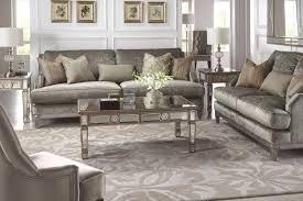 transitional living room furniture. Transitional Antique Pewter Framed Living Room Furniture G