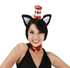 cat in the hat headband with ears