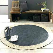 home and furniture amusing 4 ft round rug on charisma indoor outdoor braided by