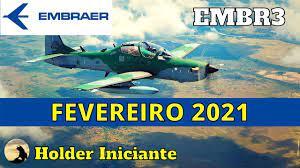 EMBRAER (EMBR3): O que Esperar de EMBR3 em Fevereiro 2021? | Cenas dos  Próximos Capítulos - YouTube