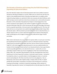 education and social work thinkswap human development and education unit essay