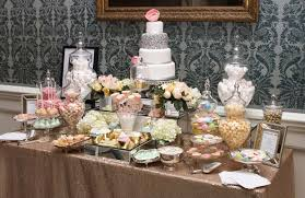candy bars buffets tables 9 step ultimate diy ideas guide secrets from celebrity wedding planners