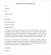how to write an recommendation letter 30 recommendation letter templates pdf doc free