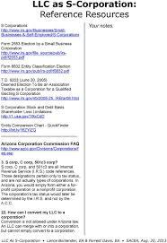 Llc Federal Tax Treatment Pdf Free Download