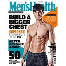 men s health singapore communication