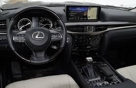 2018 lexus 570 suv. plain 570 2018 lexus lx 570  interior throughout lexus suv