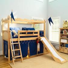 bedroom apartments princess castle bunk slide building loft kma with fascinating plans twin steps diy