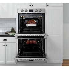 "kenmore pro 41143 30"" electric double wall oven sears kenmore pro 41143 30"" electric double wall oven stainless steel 3"