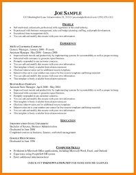 Additional Information On Resume Additional information on resume examples best of 100 printable 15