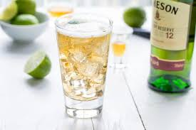 For amp; With Jameson Lime Dessert - Room Ale Ginger Saving
