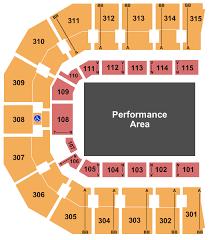 John Paul Jones Arena Seating Chart Charlottesville