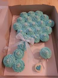 Baby Shower Cupcakes Cake For Boy Delicious Cake Recipe