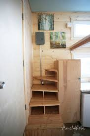Small Picture Ana White Tiny House Stairs Spiral Storage Style DIY Projects